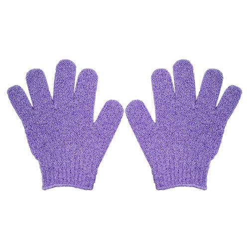 Exfoliating Bath Gloves | pair exfoliation gloves |
