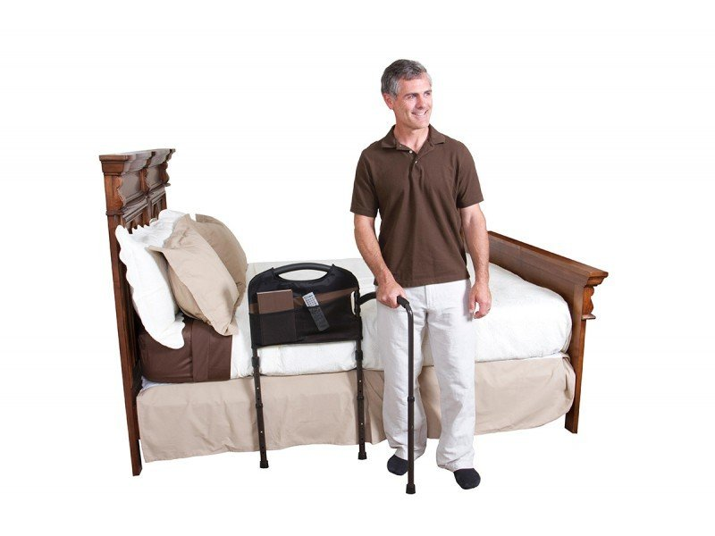 Mobility Bed Rail | Pivoting Arm | Transferring | Fall Protection |