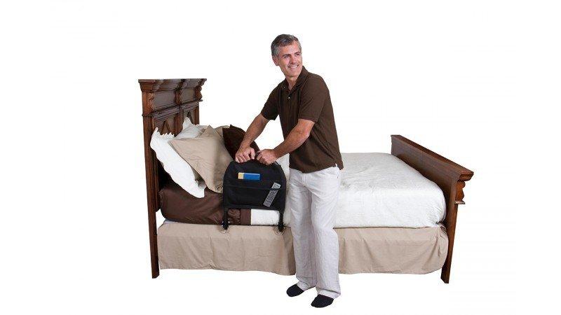 Traveler Bed Rail   Portable Bedside Handle   Advantage Traveler   Stander