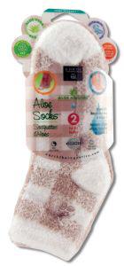 Aloe Infused Socks | Diabetic Socks | Neuropathy | Soft Warm Socks | Arthritis | Foot Pain Relief | 2 pack