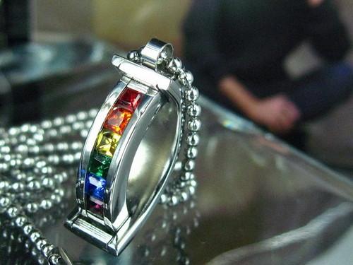 GEO Fusio-水晶彩虹3D優雅造型