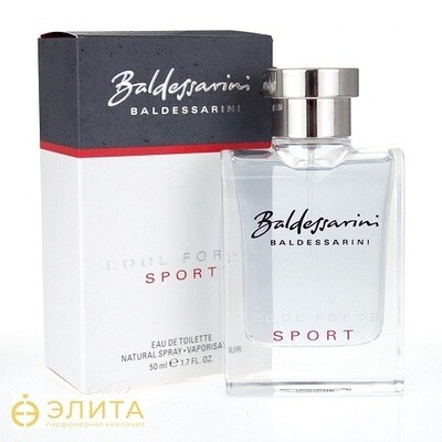 Baldessarini Cool Force sport - 90 ml