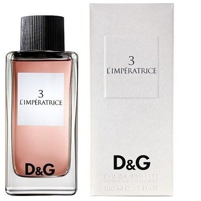 Dolce&Gabbana L'imperatrice 3 NEW