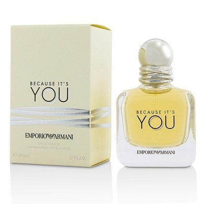 Giorgio Armani Armani Emporio Armani Because It's You