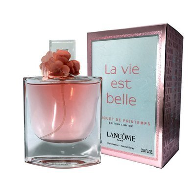 Lancome La Vie est Belle Bouquet de Printemps Limited
