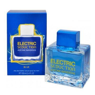 Antonio Banderas Electric Seduction Blue
