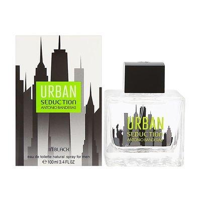 Antonio Banderas Urban Seduction In Black for Men