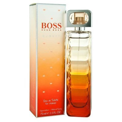 Hugo Boss Sunset