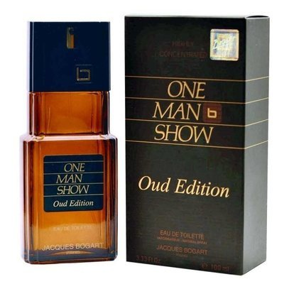 Jacques Bogart One Man Show Oud Edition