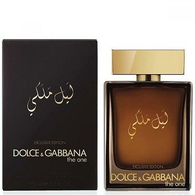 Dolce & Gabbana The One men Arabic Exclusive Edition