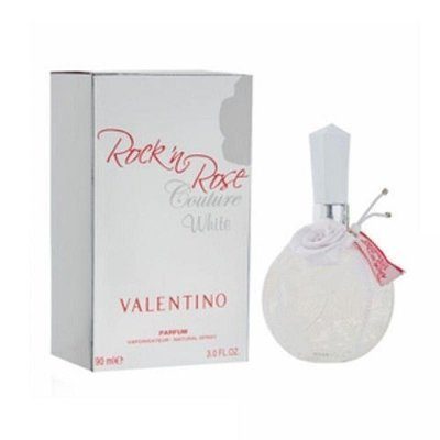 Valentino Rock 'n Rose Couture white