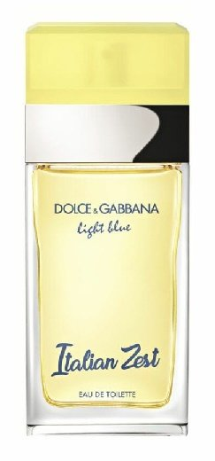DOLCE & GABBANA LIGHT BLUE ITALIAN ZEST 100 мл 98969