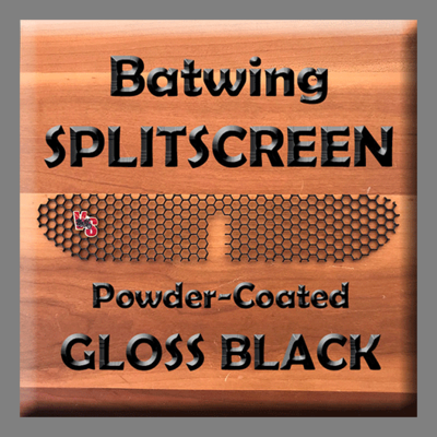 Batwing SPLITSCREEN - Gloss Black