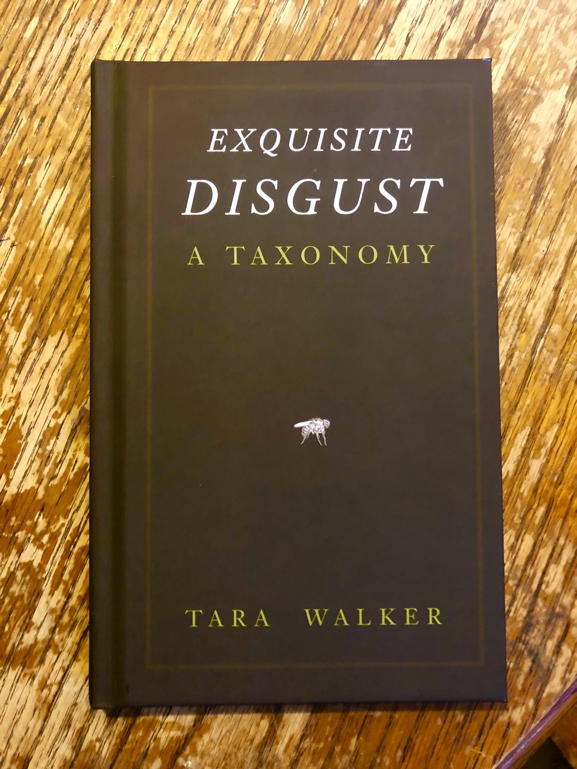Exquisite Disgust: A Taxonomy