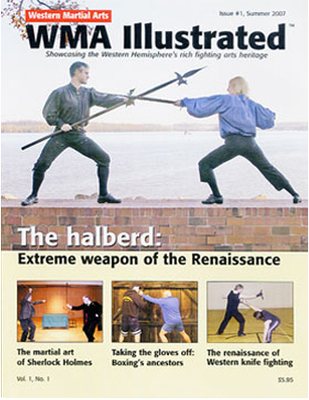 Western Martial Arts Illustrated, Issue 1