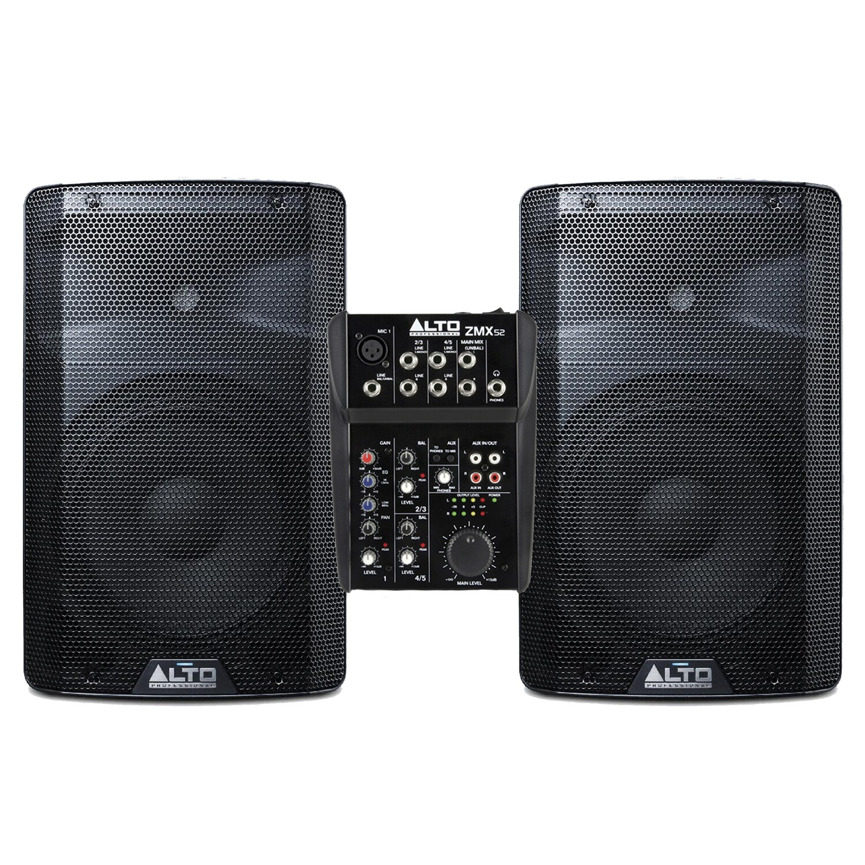 Акустический комплект ALTO TX210+ZMX52