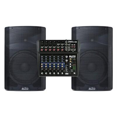Акустический комплект ALTO TX212+ZMX112FX