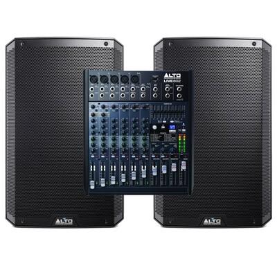 Акустический комплект ALTO TS315+Live802