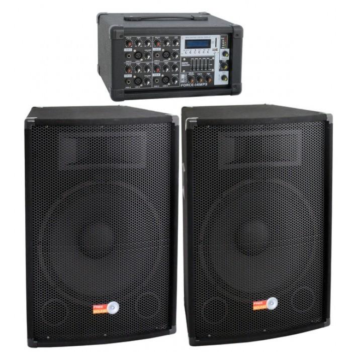 Репетиционный комплект FREE SOUND FORCE Kit-1410MP3