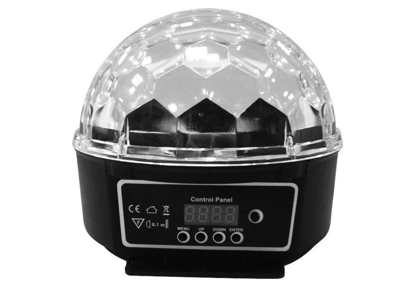 EURO DJ MAGIC BALL II светодиодный дискотечный прибор