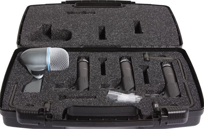 SHURE DMK57-52 универсальный комплект микрофонов