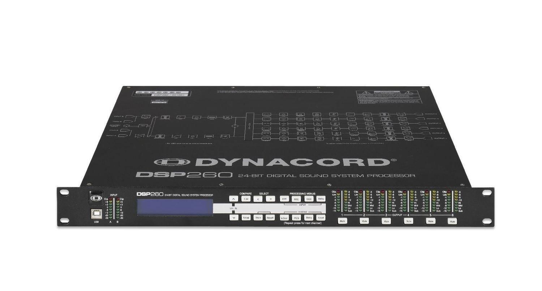 DYNACORD DSP 260 системный процессор
