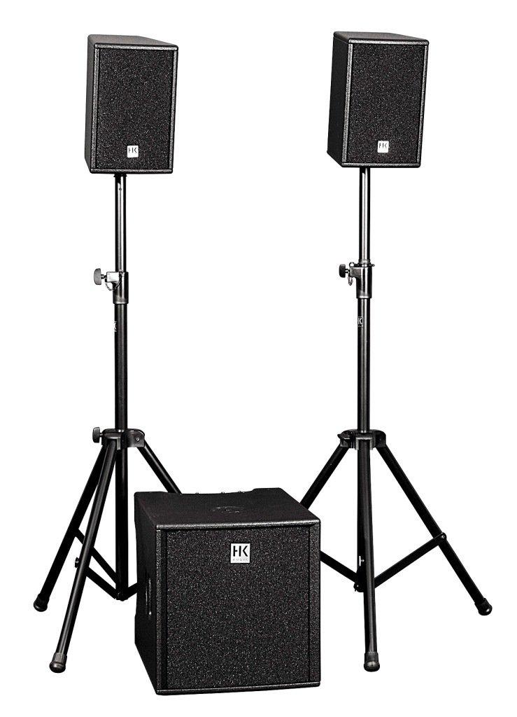 HK AUDIO L.U.C.A.S. IMPACT SYSTEM Мобильный звукоусилительный комплект 1200 Вт