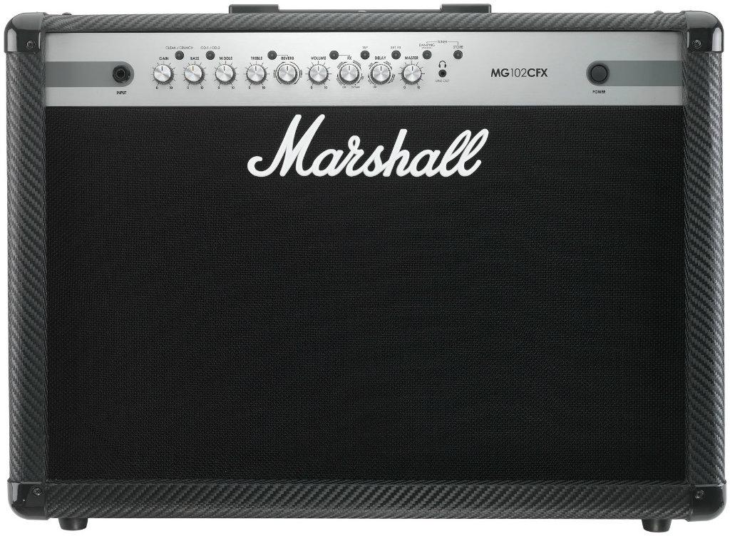 MARSHALL MG102CFX комбоусилитель гитарный