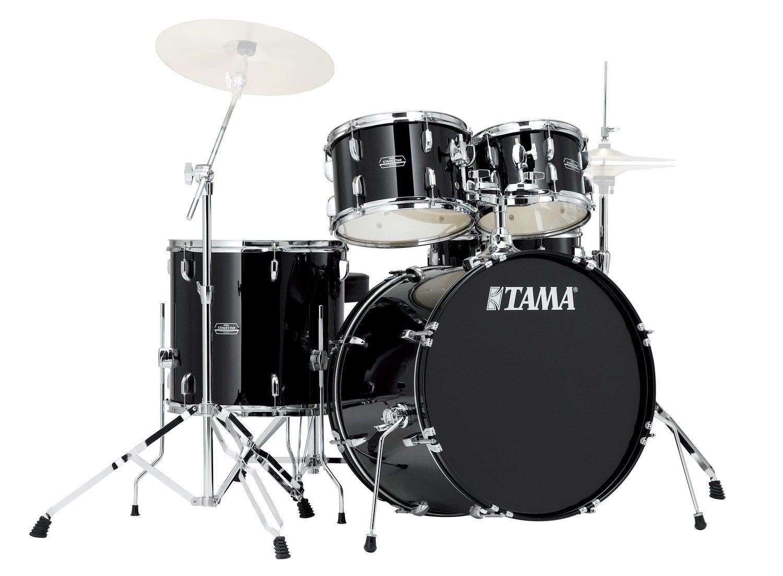 TAMA SG52KH4-BK STAGESTAR ударная установка из 5-ти барабанов