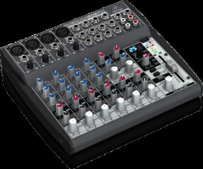 Behringer 1202FX аналоговый микшер, 12 каналов