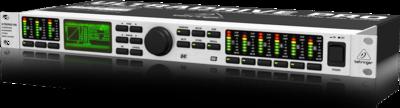 Behringer DCX2496LE Цифровая сиcтема управления громкоговорителями
