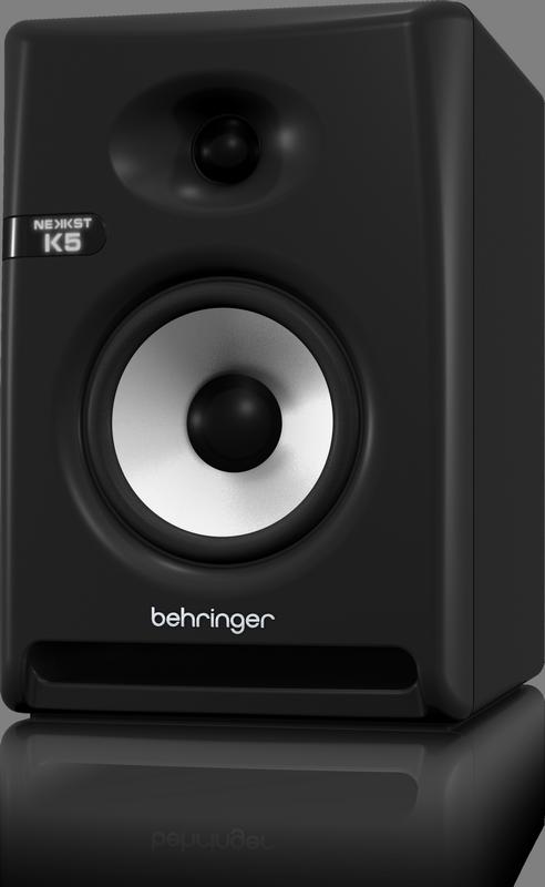 Behringer K5 2-полосный студийный монитор 1'+5' BiAmp 100W