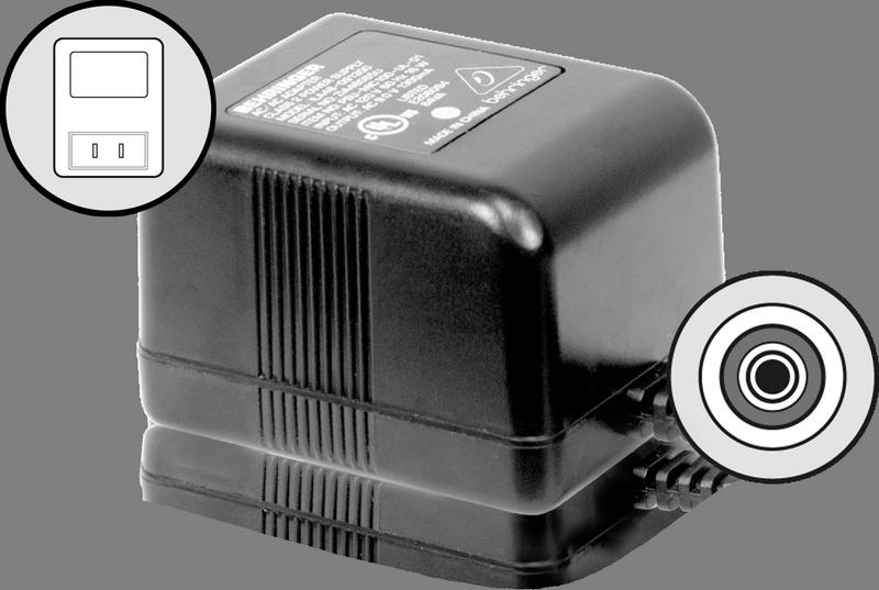 Behringer PSU7 блок питания для микрофонных предусилителей MIC100, MIC200