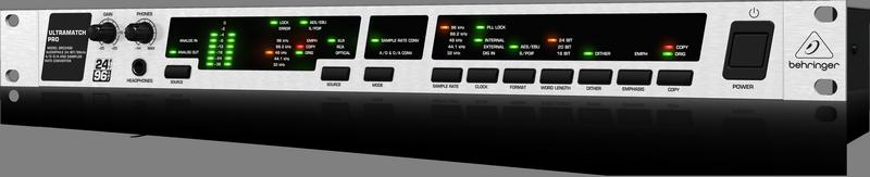 Behringer SRC2496 конвертер цифровых сигналов