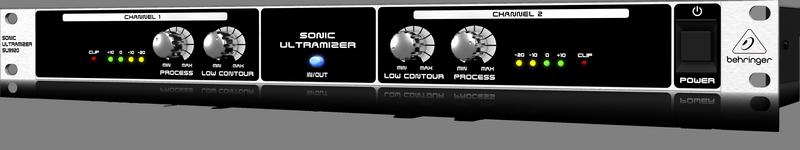 Behringer SU9920 2-канальный энхансер (процессор улучшения звучания)