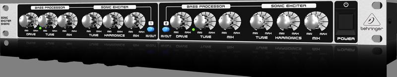 Behringer SX3040 2-канальный энхансер (процессор улучшения звучания)