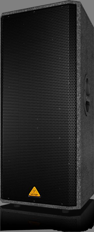 """Behringer VP2520 двухполосная пассивная АС 2х15""""+1,75"""" 500Вт 50-22000Гц 4Ом"""