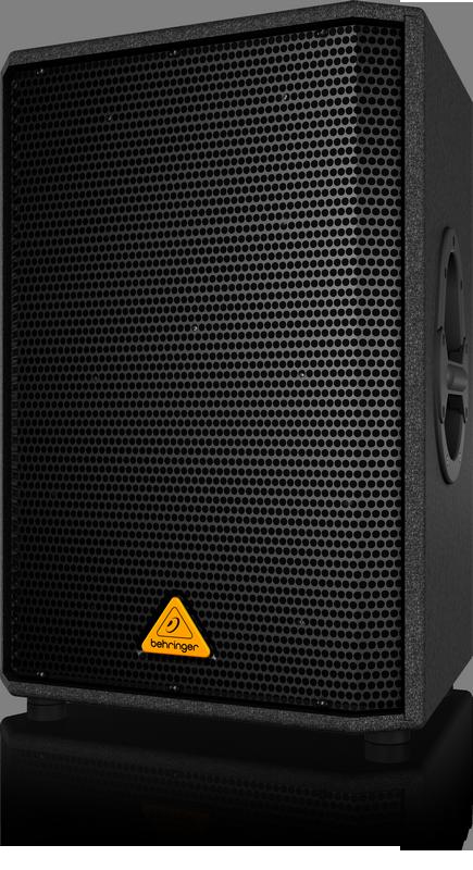 """Behringer VS1220 двухполосная пассивная АС 12"""" 150/500Вт 60-20000Гц 8Ом, дерево"""