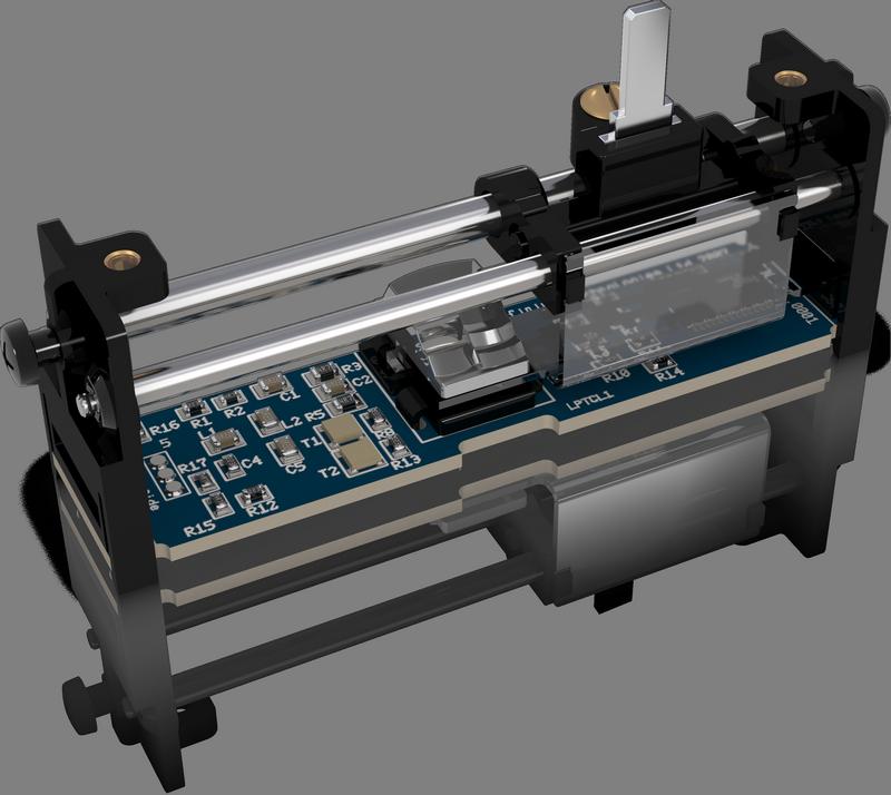 Behringer X1 оптический бесконтактный кроссфейдер для DDM4000.