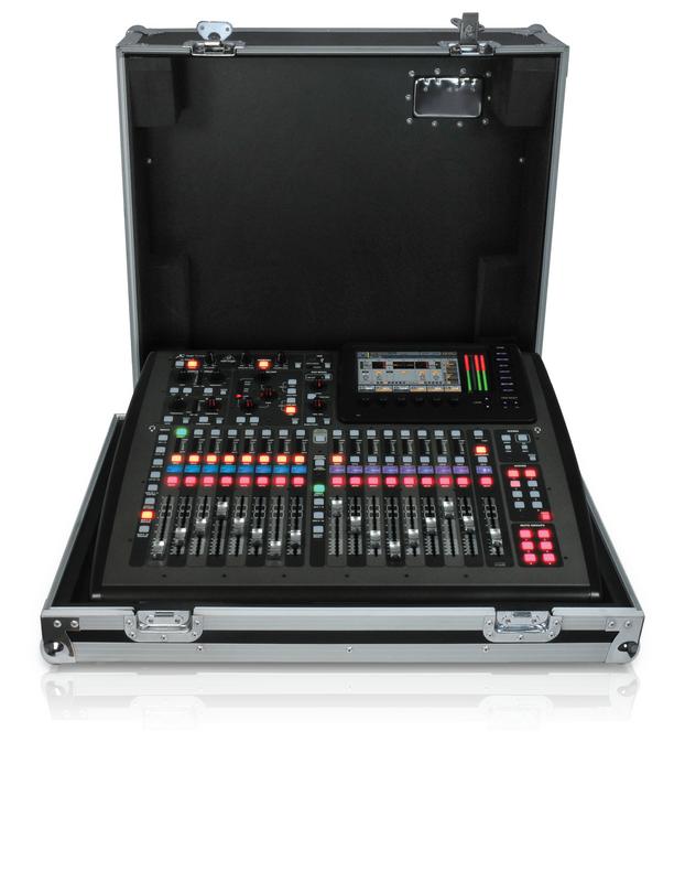 Behringer X32 COMPACT-TP цифровой микшер, 32-канала, спец.туровый кейс