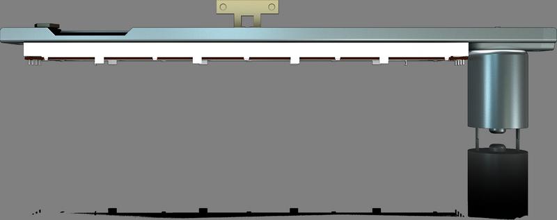 Behringer X32 MOTOR FADER моторизованный фейдер для микшера X32