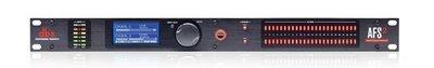 DBX AFS2 Двухканальный подавитель акустической обратной связи c LCD-экраном