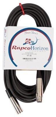 HORIZON M1-20 микрофонный кабель, длина 6 метров с разъемами XLR, цвет черный