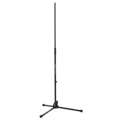 Ultimate JS-MC100 стойка микрофонная прямая на треноге 95-165см