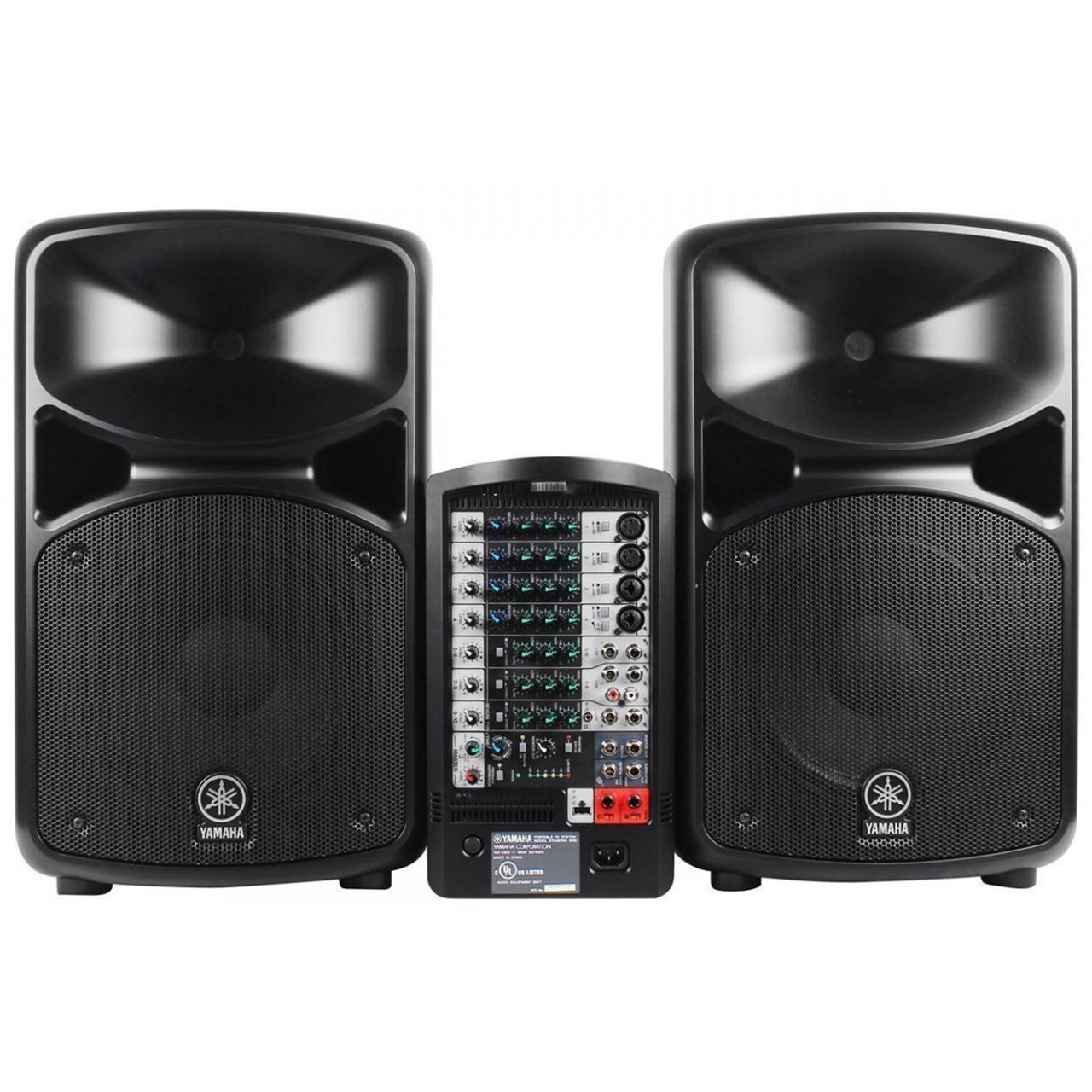 Звукоусилительный комплект YAMAHA STAGEPAS600i2M
