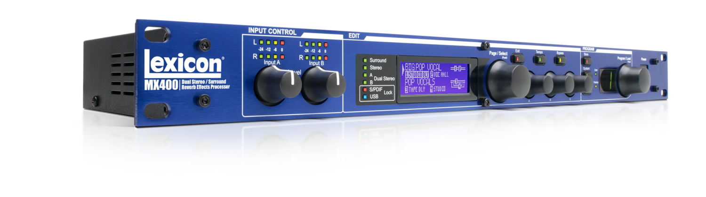 LEXICON MX400 Процессор эффектов