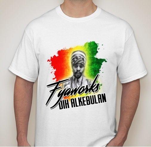 Fyaworks Alkebulan T-Shirt 00001
