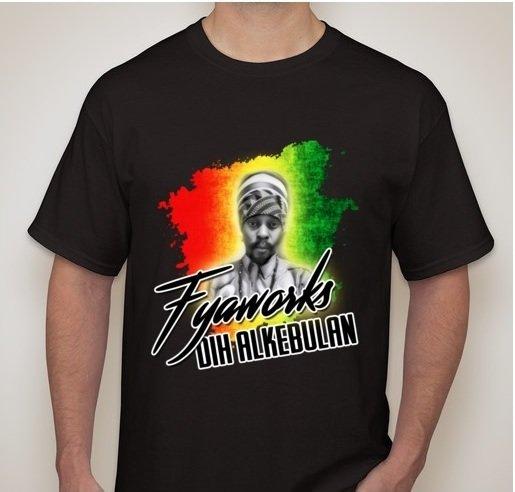 Fyaworks Alkebulan T-Shirt 00000