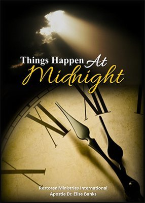 Things Happen at Midnight Companion Book and Prayer CD
