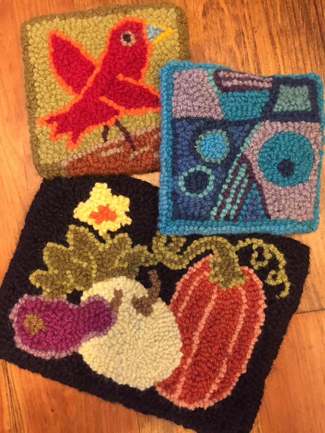 Punch Needle Rug Hooking Workshop with Holly Berry